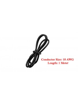 10AWG Soft Flexible Silicone Wire Cable (100cm)