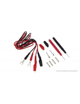 15-in-1 Multifunction Combination Multimeter Probe Lead Test Cable