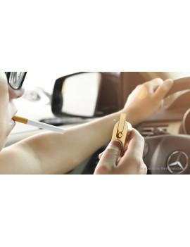 2-in-1 USB Rechargeable Electronic Cigarette Lighter Hand Fidget Spinner