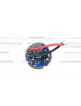 1-2* Lithium 2-Group 3/5-Mode 2.8A LED Flashlight Driver (LD-29)