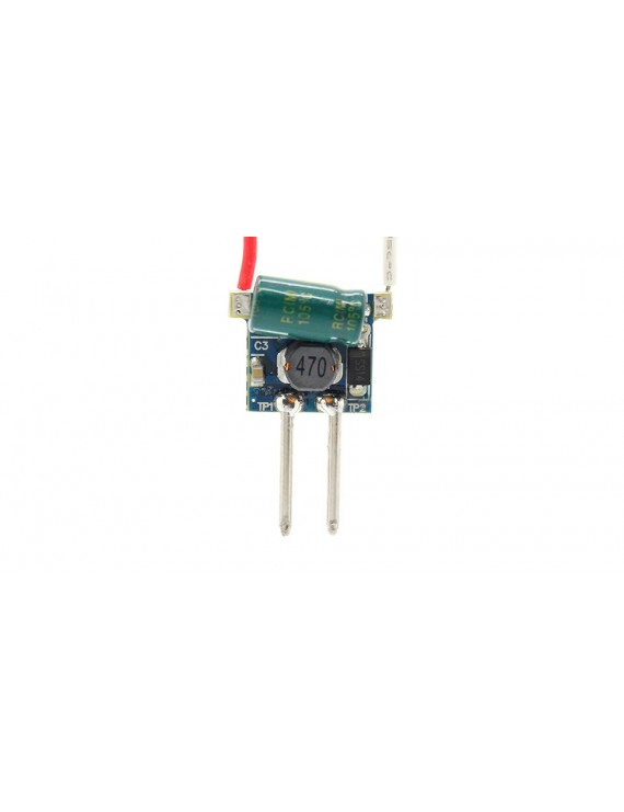 12V 1x3W High Power Constant Current LED Driver