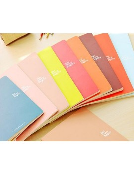 7 x 9 Inches 46 Pages Writing Composition Notebook Memo Book - Navy