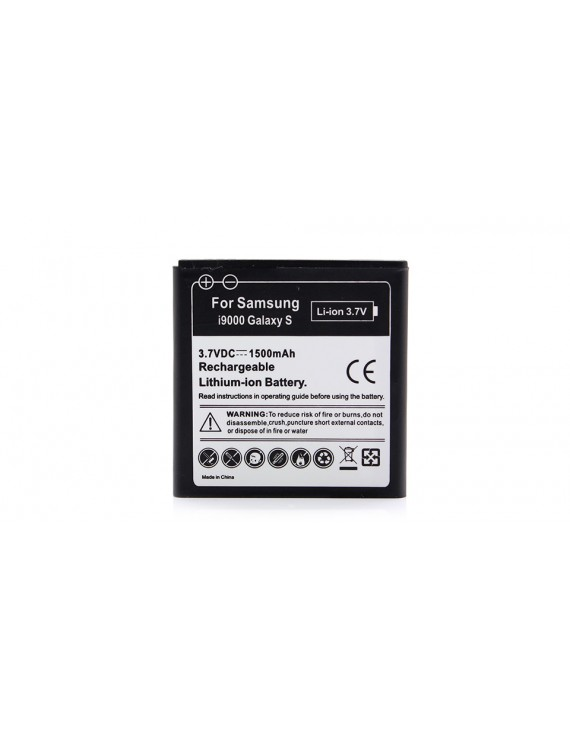 3.7V 1500mAh Replacement Battery for Samsung i9000