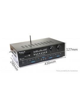 Sunbuck Home HiFi Stereo Karaoke Audio Amplifier