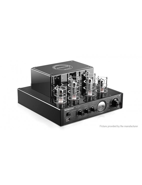 Authentic Nobsound MS-10D MKII Bluetooth V3.0 HiFi Tube Amplifier