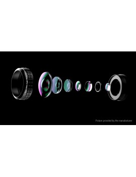 Authentic Aukey PL-WD02 Super Wide Angle Smartphone Lens