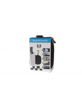 APEXEL APL-DG5 5-in-1 Clip-on Camera Phone Lens Kit