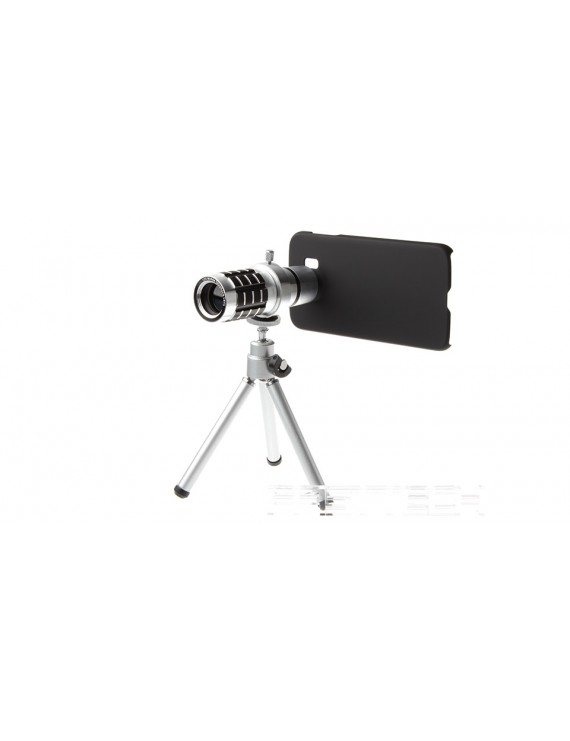 12X Mobile Phone Telephoto Lens w/ Tripod for Samsung Galaxy S6