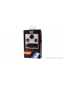 APEXEL APL-CX4 4-in-1 Clip-on Camera Lens Kit