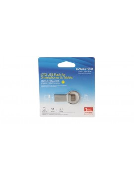 Eaget V90 16GB OTG Micro-USB/USB 3.0 Flash Drive