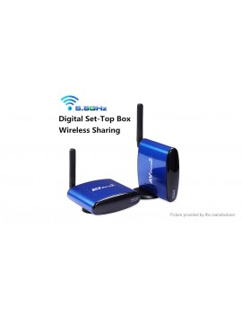 Authentic Pakite PAT-530 5.8GHz Wireless AV TV Signal Transmitter & Receiver (EU)