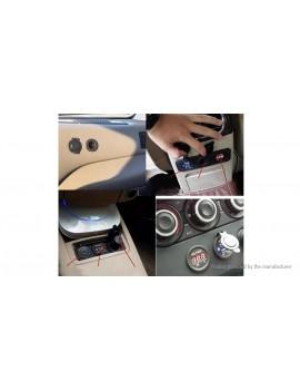Car Motorcycle Boat Marine 3-Digit LED Digital Display Voltmeter