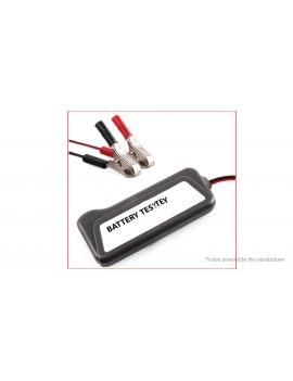 TIROL T16897 12V Car Motorcycle Truck Digital Battery Alternator Tester