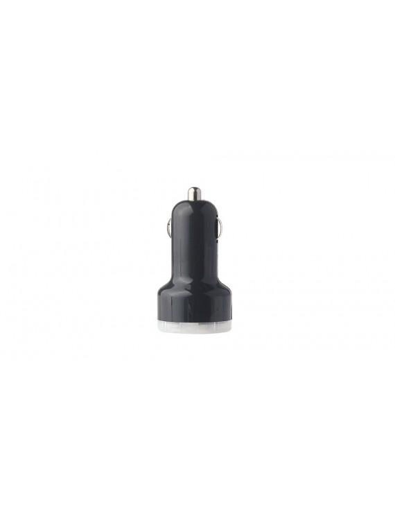 Mini Dual USB Car Cigarette Lighter Power Adapter
