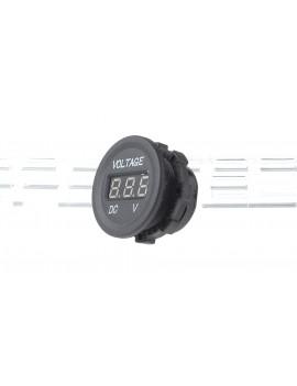"""0.8"""" 3-Digit LED Voltmeter for Car / Motorcycle"""
