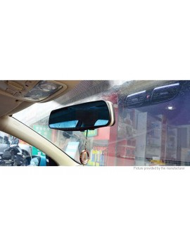 """2.4"""" LCD 1080p Rearview Mirror Car DVR Camcorder"""