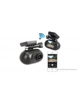 "1.5"" TFT 1080p Wifi Car Dashboard DVR Camcorder"