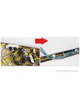 3*120mm Nylon Cable Zip Ties (800-Pack)